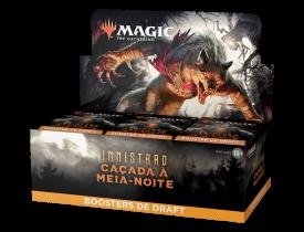 Magic - Innistrad: Caçada à Meia-noite - Caixa de Booster de Draft