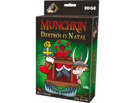Munchkin Destrói o Natal