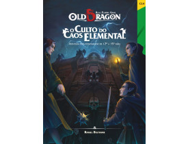 Old Dragon O Culto do Caos Elemental