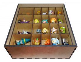 Caixa Organizadora para Krosmaster (20 minis)