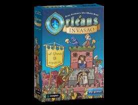 Orléans - Expansão - Invasão