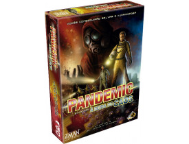 Pandemic À Beira do Caos + Sleeves de Brinde