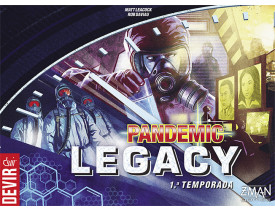 Pandemic Legacy Season 1 Azul