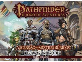 Pathfinder Personagens Complementares