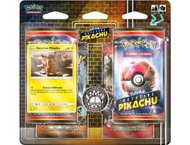 Pokémon Detetive Pikachu Blister Dossiê Pikachu