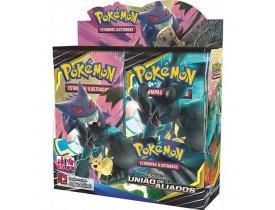 Pokémon União de Aliados Booster Box com 36