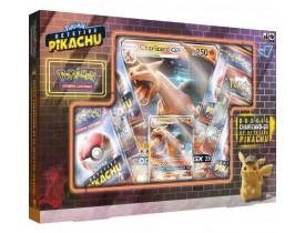 Pokémon Detetive Pikachu Box Dossiê Charizard-GX