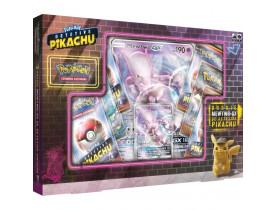 Pokémon Detetive Pikachu Box Dossiê Mewtwo-GX