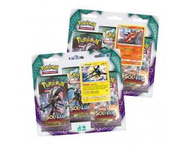 Pokémon Guardiões Ascendentes 12x Blister Triplo