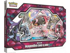 Pokémon Guardiões das Ilhas Box Tapu Lele-GX