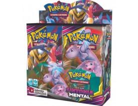 Pokémon Sintonia Mental Booster Box com 36