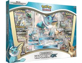 Pokémon Sol e Lua Box Vaporeon-GX