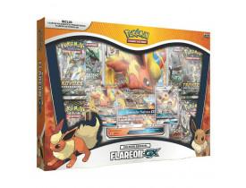 Pokémon Sol e Lua Box Flareon-GX
