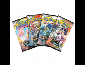 Pokemon SL 12 - Booster Eclipse Cosmico - Copag