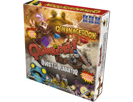 Quarriors Quarmageddon & Quest of the Qladiator