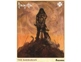 The Barbarian - Quebra-Cabeça