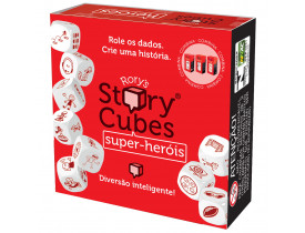 Rory's Story Cubes Super-Heróis