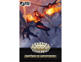 Savage Worlds Compêndio de Superpoderes