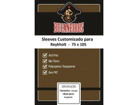 Sleeve Bucaneiros Reykholt (75x105mm)