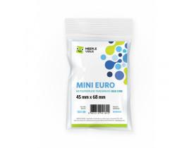 Sleeve Blue Core Meeple Virus Mini Euro