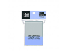 Sleeve Redbox Mini Chimera (43x65mm)