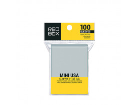 Sleeve Redbox Mini USA (41x63mm)