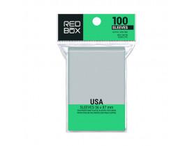 Sleeve Redbox Padrão USA