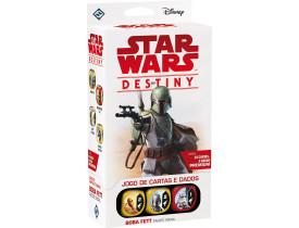 Star Wars Destiny Pacote Inicial Boba Fett