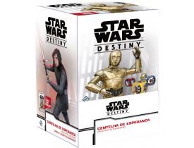 Star Wars Destiny Centelha de Esperança + Sleeves