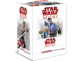 Star Wars Destiny Legados