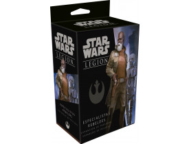 Star Wars Legion Especialistas Rebeldes