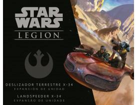 Star Wars Legion Landspeeder X-34