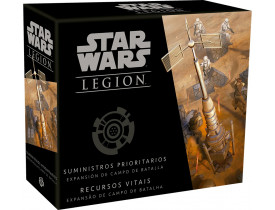 Star Wars Legion Recursos Vitais