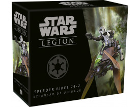 Star Wars Legion Speeder Bikes 74-Z