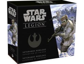 Star Wars Legion Veteranos Rebeldes