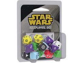 Star Wars RPG Fronteiras do Império Kit de Dados