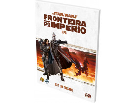 Star Wars RPG Fronteira do Império Kit do Mestre