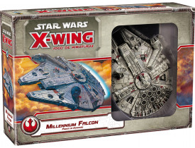 Star Wars X-Wing Millennium Falcon