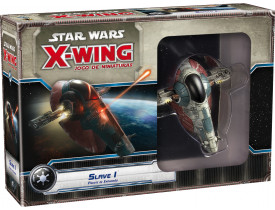 Star Wars X-Wing Slave I