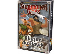 Summoner Wars Ataque do Hawk