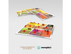 Terraforming Mars Tabuleiro Premium e Cartas do Kit Kickstarter