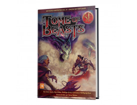 Dungeons & Dragons - Tome of Beasts: Bestiário Fantástico (Vol. 01)