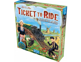 Ticket to Ride Holanda (expansão)