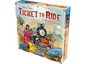 Ticket to Ride Índia e Suíça - Expansão