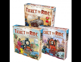 Ticket to Ride Combo