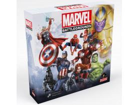 Marvel Battlegrounds + Insert