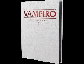 Vampiro: A Máscara - 5ª Edição Edição de Luxo em Português