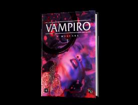 Vampiro: A Máscara - 5ª Edição em Português