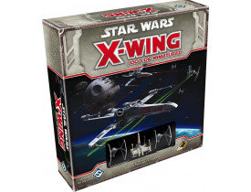 Star Wars X-Wing Jogo de Miniaturas