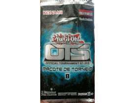 Yu-Gi-Oh OTS Pacote de Torneio 08